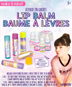 Make It Mine Layered Lip Balm