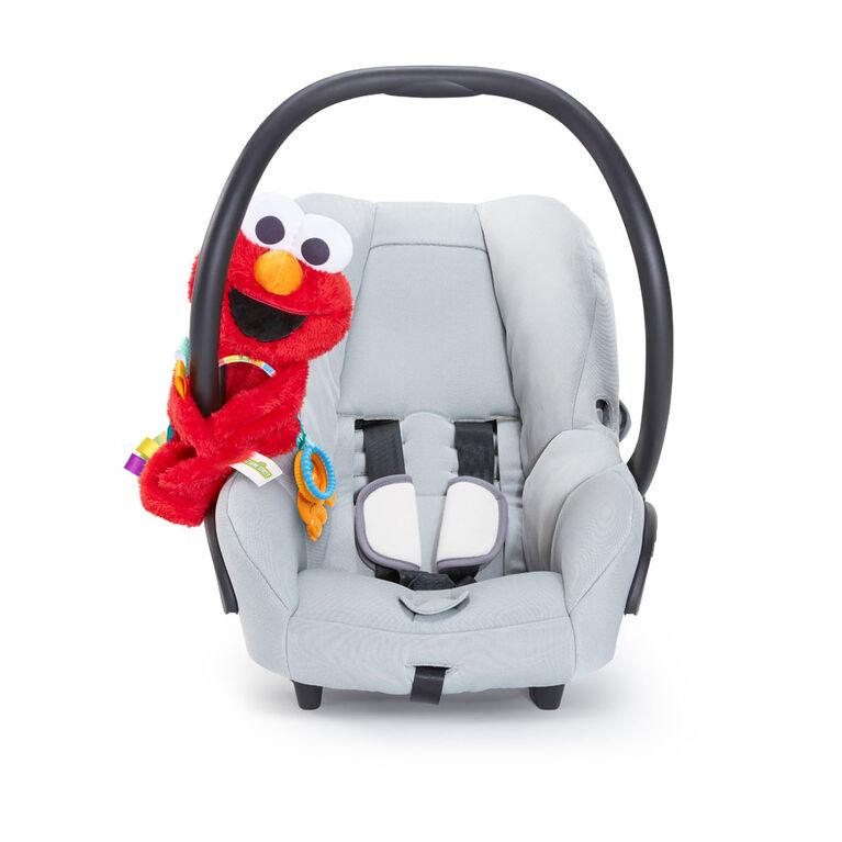 Elmo Travel Buddy On-the-Go Plush Attachment