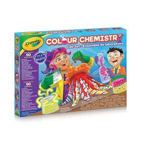Ensemble de laboratoire Color Chemistry Crayola