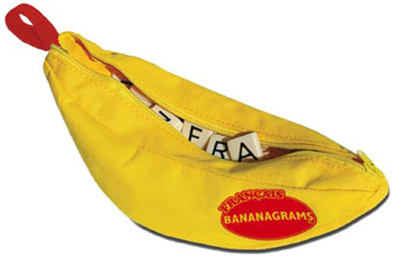 French Bananagrams Game