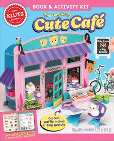 Klutz - Mini Clay World: Cute Café