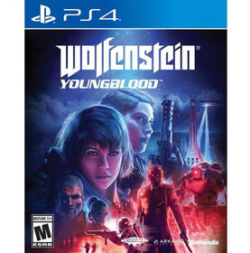 PlayStation 4 Wolfenstein Youngblood