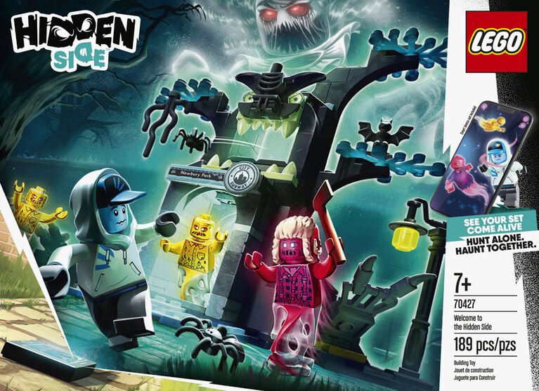 Lego Hidden Side Le Monde Hante D Hidden Side 70427 Toys R Us Canada
