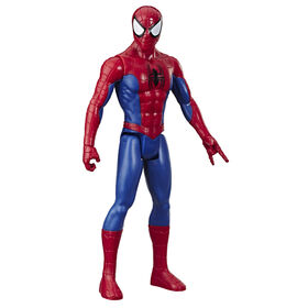 Marvel Spider-Man Titan Hero Series Spider-Man 12-Inch-Scale Action Figure