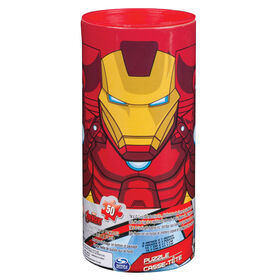 Cardinal Games - Marvel Avengers - Puzzle in Tube