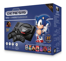 Sega Genesis Flashback Gaming Console (85 Games Built-In)