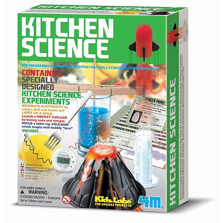 4M Kitchen Science - English Edition