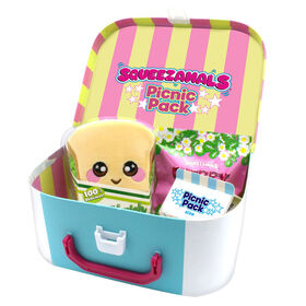 Squeezamals Picnic Package