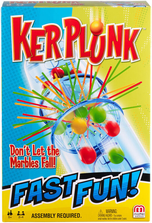 Kerplunk! Fast Fun Game