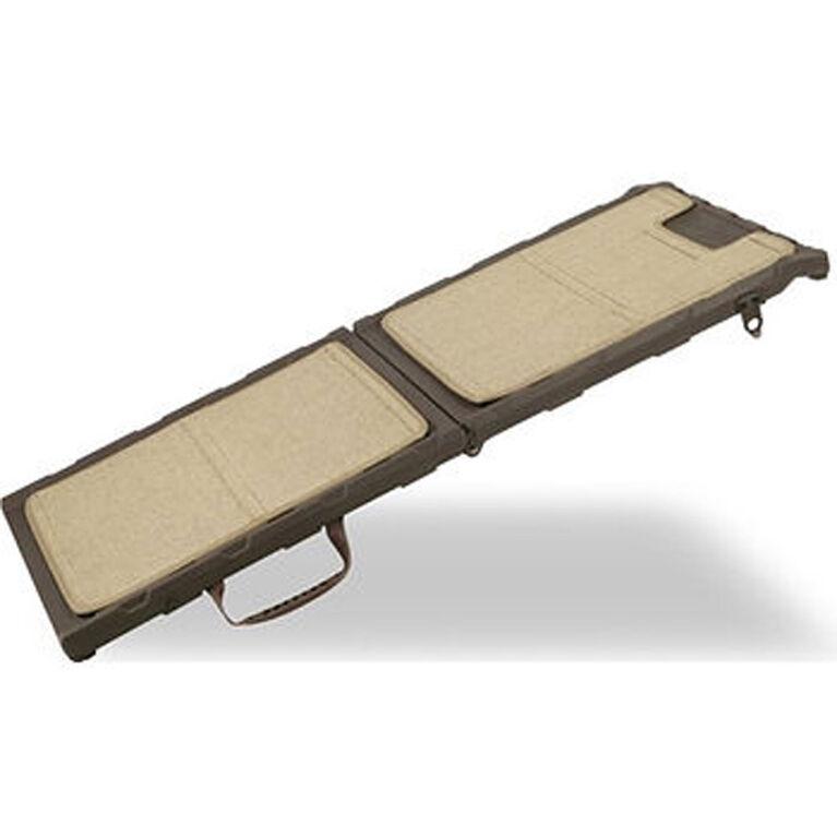 Rampe miniature pour l'intérieur recouverte de tapis, 106,7 cm (42 po) de Gen7Pets