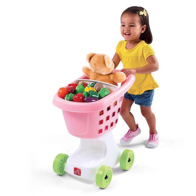 Step2 - Little Helper's Shopping Cart - Pink