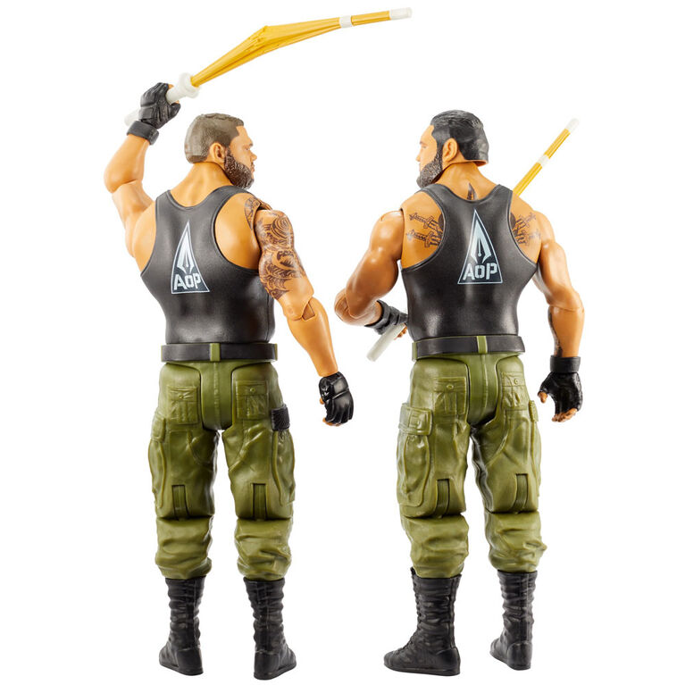 WWE Authors of Pain 2-Pack