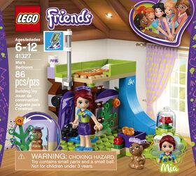 LEGO Friends Mia's Bedroom 41327