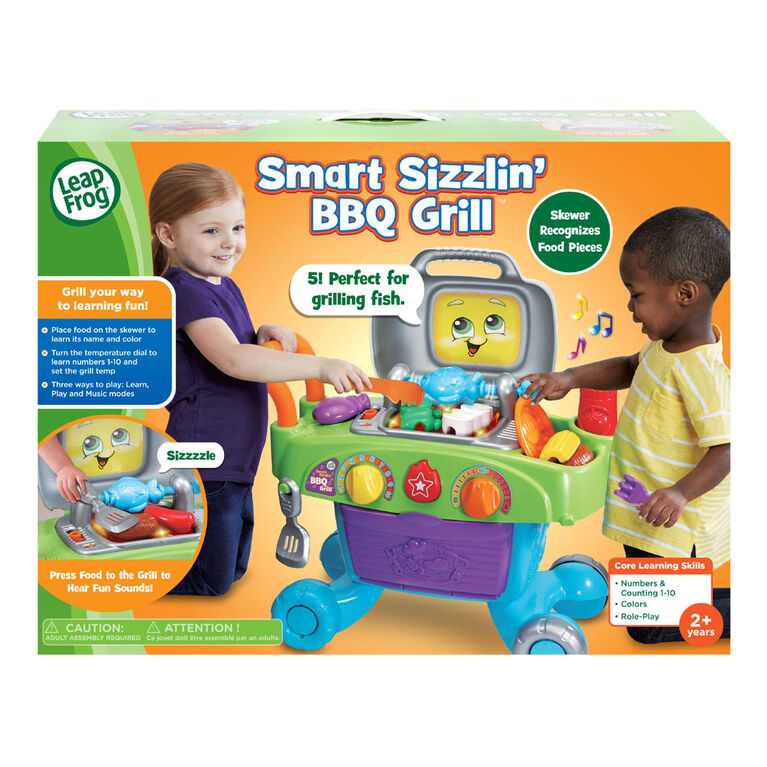 LeapFrog Mon super barbecue interactif - Édition anglaise