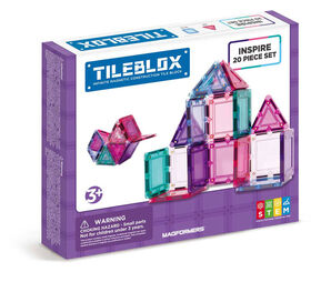 Magformers TileBlox Inspire 20 Pieces