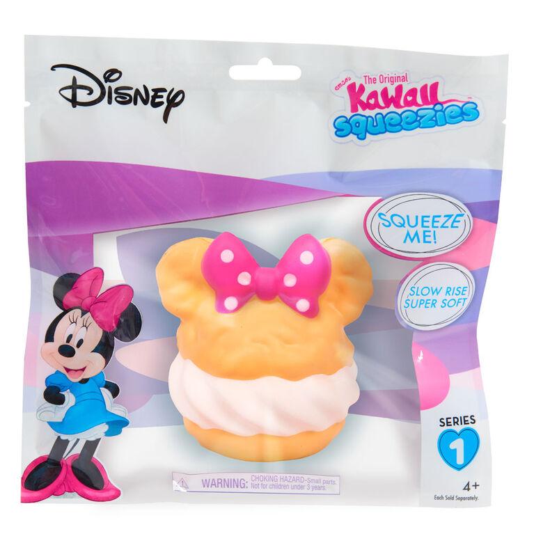 Disney Kawaii Squeezies - Minnie Cream Puff
