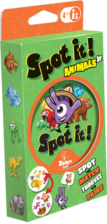 Spot It Animal Jr. Eco