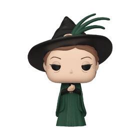 Figurine en Vinyle Minerva McGonagall (Yule) Par Funko POP! Harry Potter S8