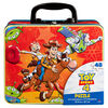 Toy Story 4 48-Piece Puzzle in Tin With Handle