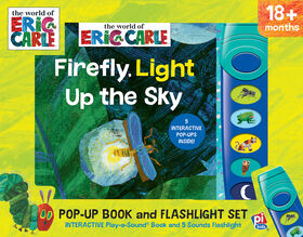 Little Flashlight Adventure Book - Eric Carle - English Edition
