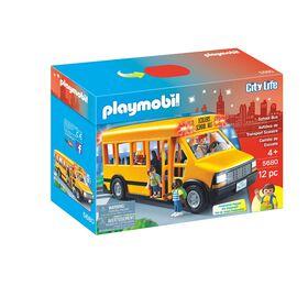 Playmobil - School Bus (5680)