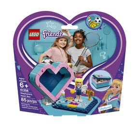 LEGO Friends Stephanie's Heart Box 41356