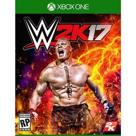 Xbox One - WWE 2K17