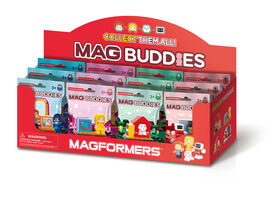 Magformers Magbuddies Bags - Édition anglaise