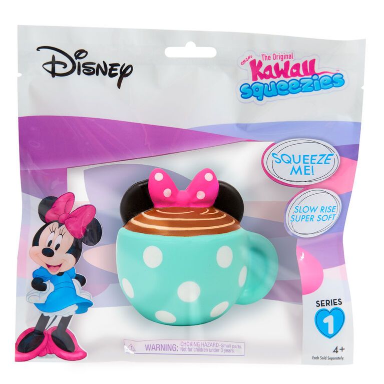 Disney Kawaii Squeezies - Minnie Jelly Cocoa