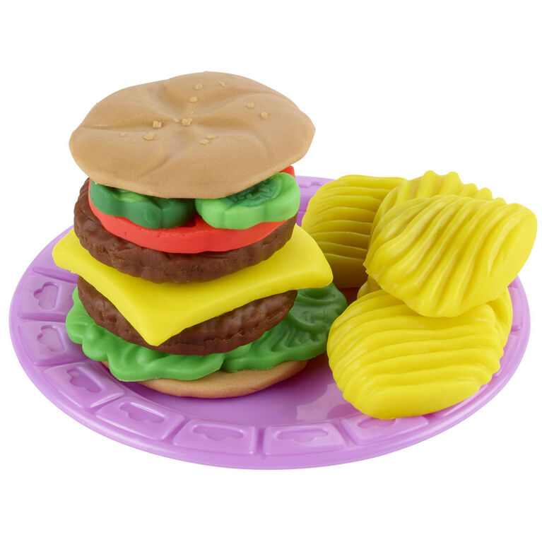 Play-Doh Kitchen Creations - Jeu Épatant barbecue - Notre exclusivité