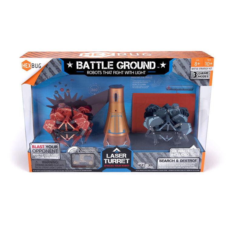 Champ de bataille HEXBUG - Recherche et destruction