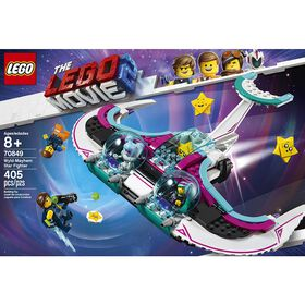 LEGO Movie 2 Wyld-Mayhem Star Fighter 70849