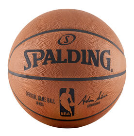 Spalding Ballon de jeu officiel NBA