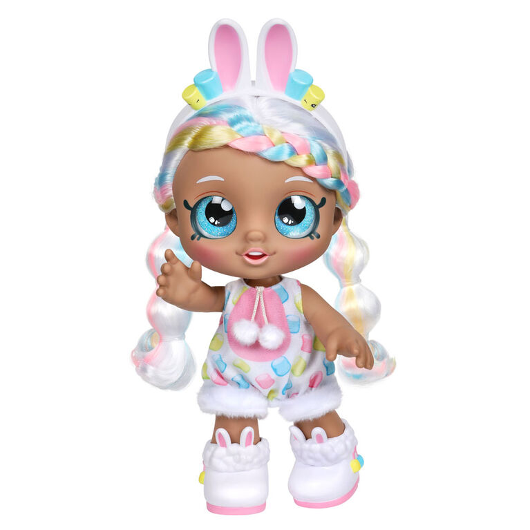 Kindi Kids Snack Time Friends: Dress Up Marsha Mellow