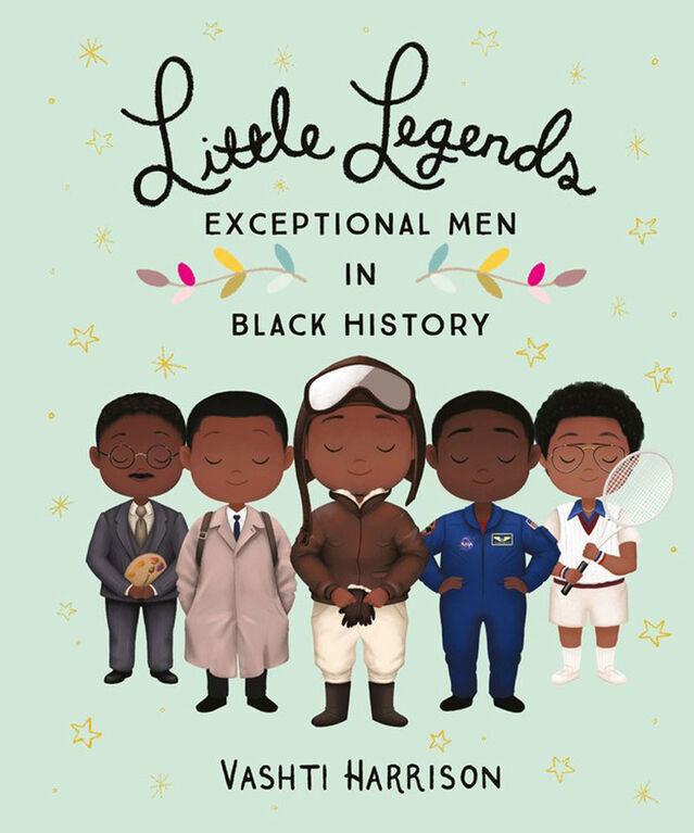 Little, Brown Books for Young Readers - Little Legends: Exceptional Men in Black History - Édition anglaise