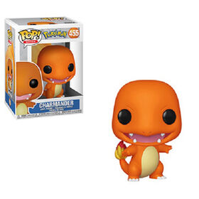 Funko POP! Animations: Pokemon - Charmander Vinyl Figure