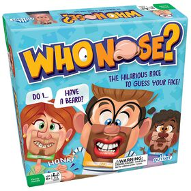 Who Nose? Game