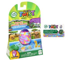 LeapFrog RockIt Twist Game Pack Animals, Animals, Animals - English Edition