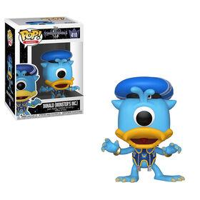Figurine en vinyle Donald (Monster's Inc.) de Kingdom Hearts par Funko POP!.