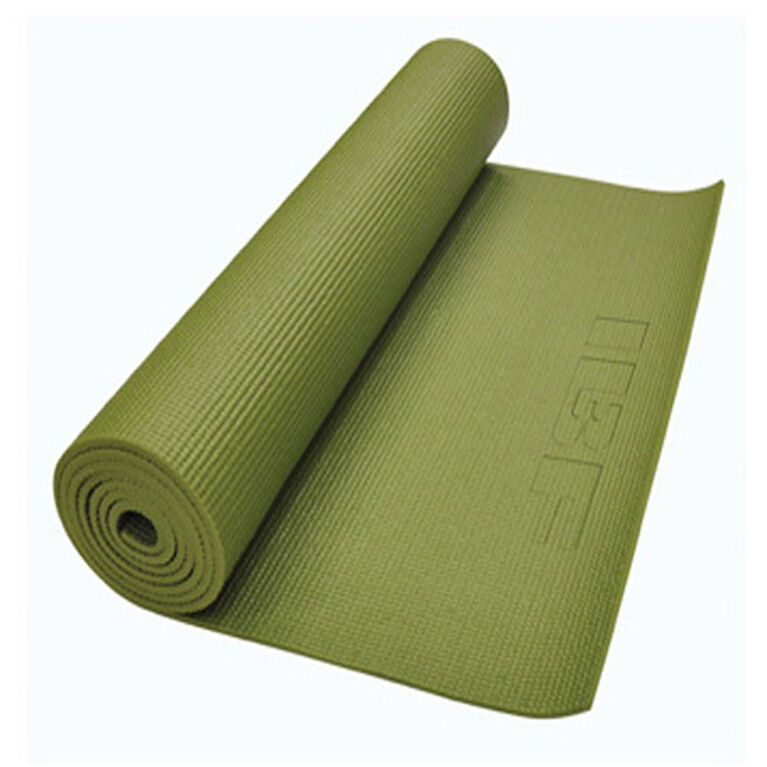 Iron Body Fitness IBF - 6mm Green Yoga Mat - Extra Thick