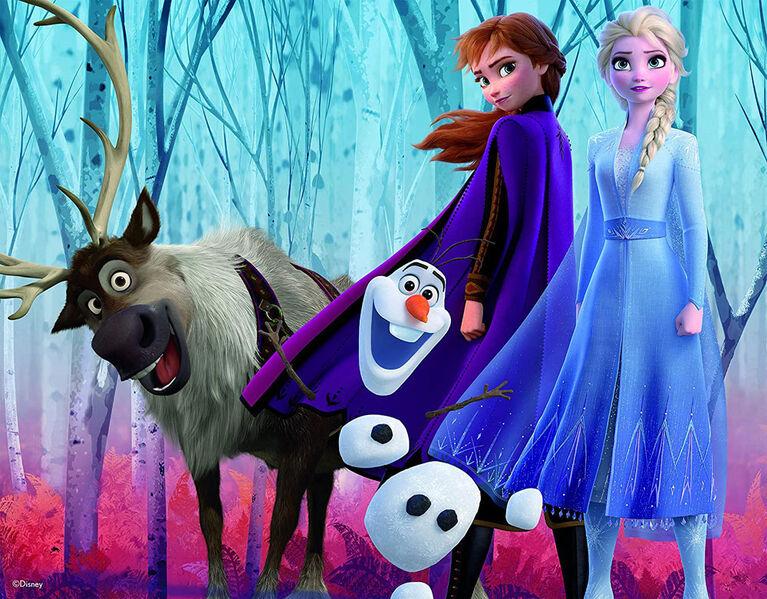 Ceaco Disney Classics 5 in 1 Multi Pack Puzzles Frozen 2