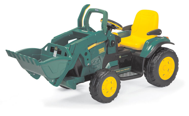 Peg Perego - John Deere Ground Loader Vehicle
