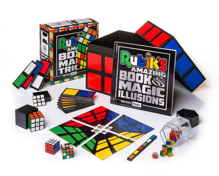 Rubik's Cube Box Of Magic Tricks
