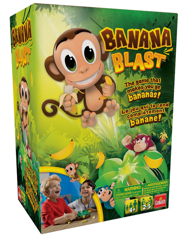 Goliath Games: Banana Blast Game