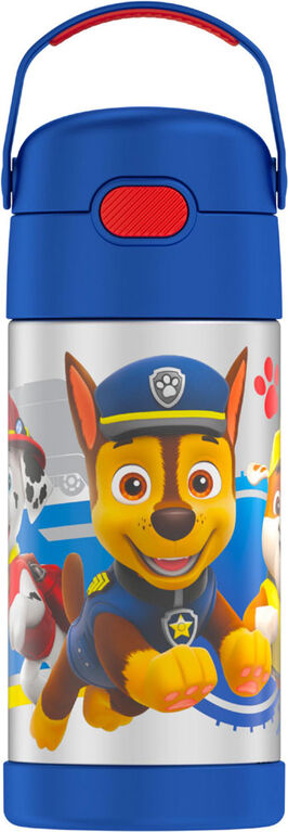 Thermos FUNtainer Bottle, Paw Patrol Blue, 355ml