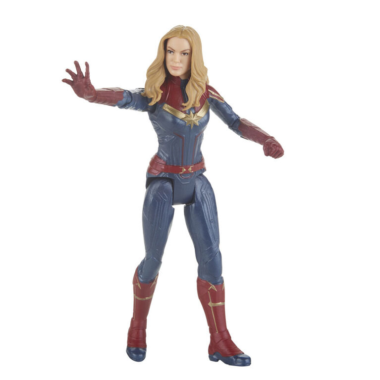 Marvel Avengers: Endgame Captain Marvel 6-Inch-Scale Figure