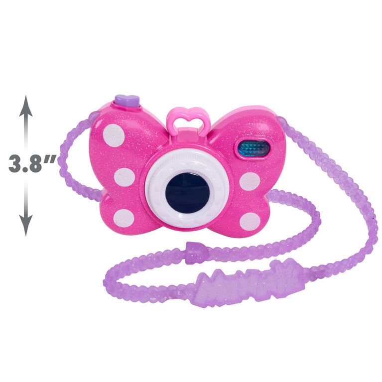 Disney Junior Minnie Mouse Picture Perfect Camera