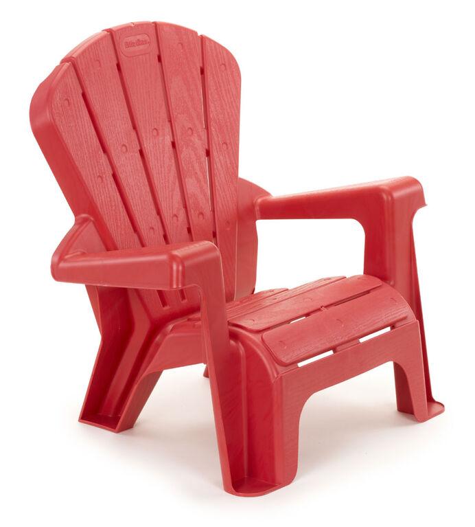 Garden Chair- Red