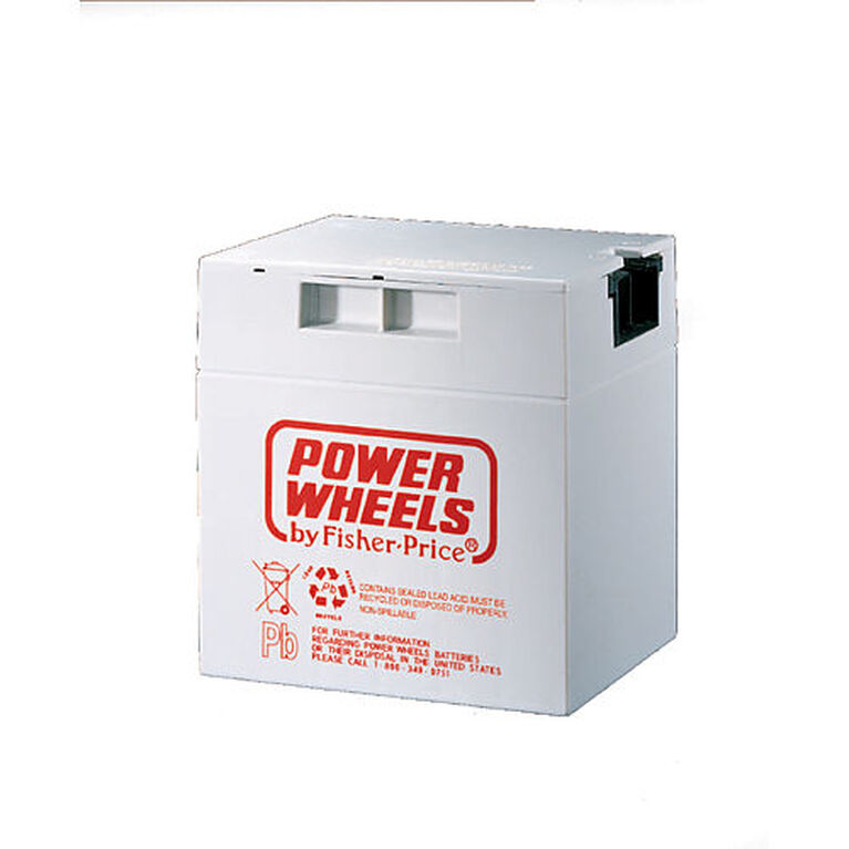 Batterie rechargeable de 12 volts Power Wheels Fisher-Price