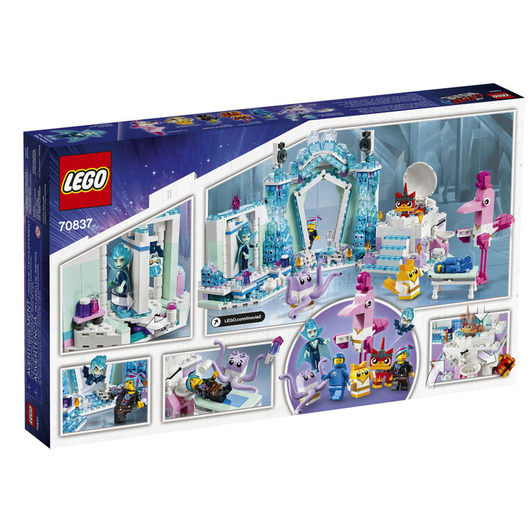 THE LEGO MOVIE 2 Shimmer & Shine Sparkle Spa! 70837